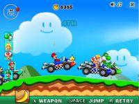 Super Mario Wettrennen