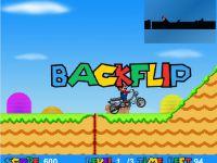 Super Mario Motorrad Fahrt